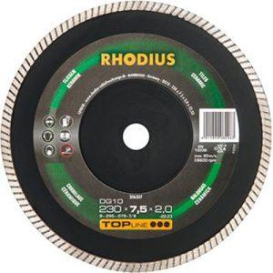 RHODIUS DG 10
