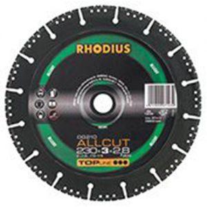 RHODIUS DG 210 ALLCUT